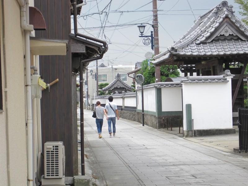 風情ある街並み、中津市寺町周辺を散策してみた!