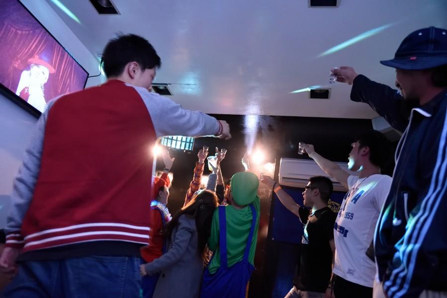 【レポ】BAR DOPEプレオープンパーティー【イベント】