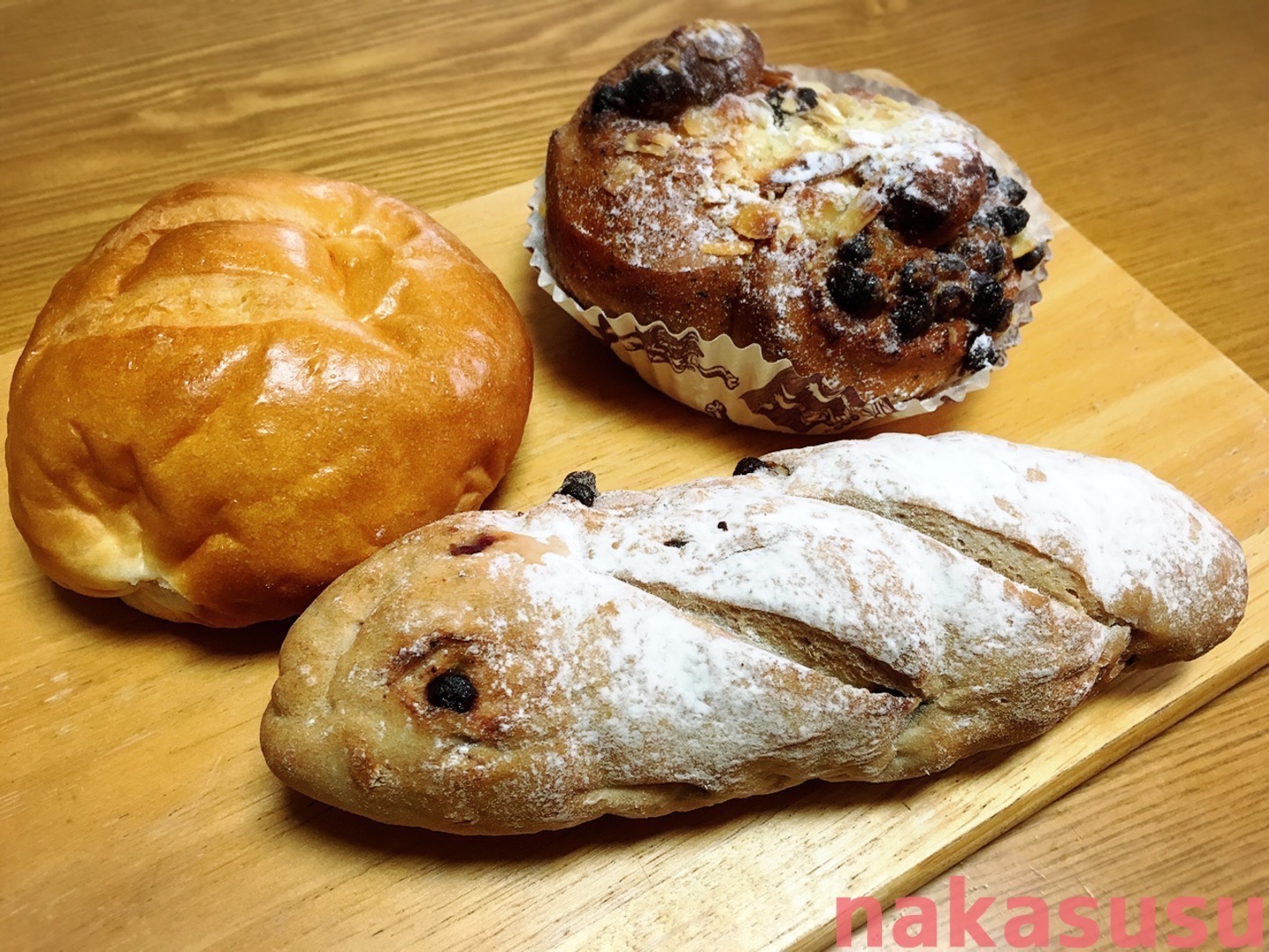【さやかん連載Vol.4】カフェ・パン屋さん巡り!「Panna」編